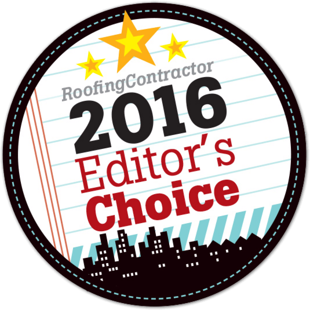 RoofingContractor 2016 Editors Choice